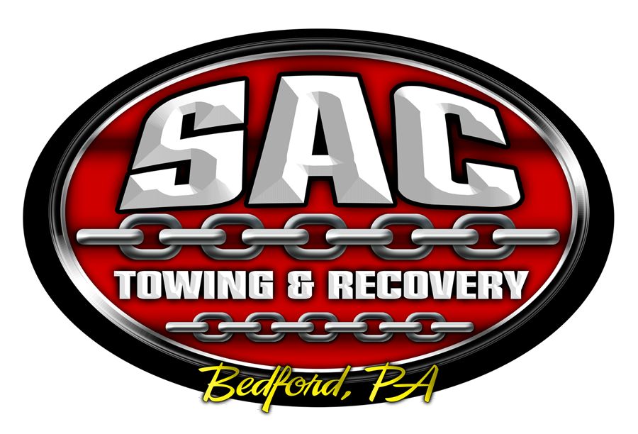 Sac towing and recovery logo
